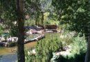 Hot springs en Yampa river